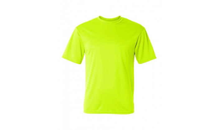 8 סט 5 חולצות מנדפות זיעה T-Gold
