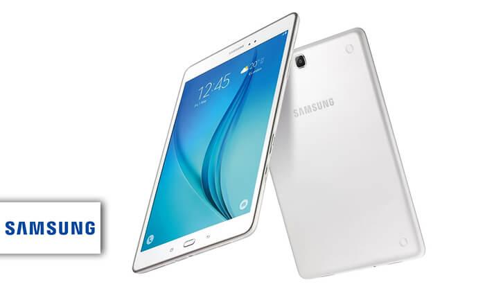 2 טאבלט Samsung Galaxy Tab E בנפח 8GB