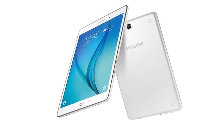 3 טאבלט Samsung Galaxy Tab E בנפח 8GB