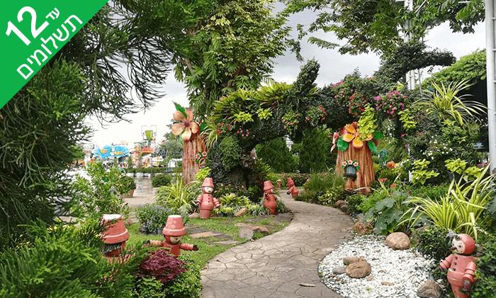 4 טיול משפחות מאורגן לתאילנד, כולל יולי-אוגוסט וחגים