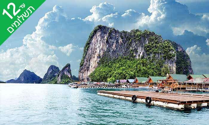 9 טיול משפחות מאורגן לתאילנד, כולל יולי-אוגוסט וחגים