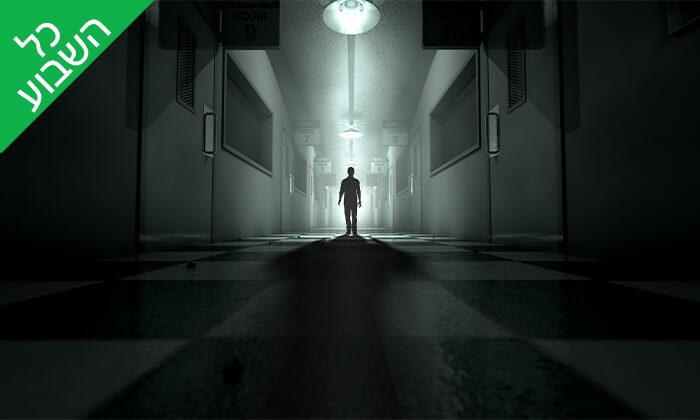 4 Tempus Games - שובר הנחה למשחק בחדרי בריחה טסט