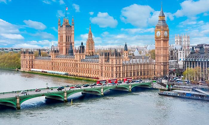 3 חופשה בלונדון, כולל שבועות - שופינג, מחזות זמר, פיש אנד צ'יפס ועוד קצת שופינג