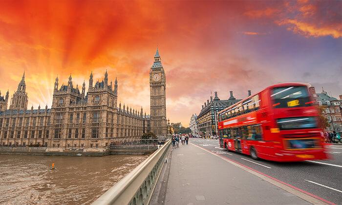 2 חופשה בלונדון, כולל שבועות - שופינג, מחזות זמר, פיש אנד צ'יפס ועוד קצת שופינג