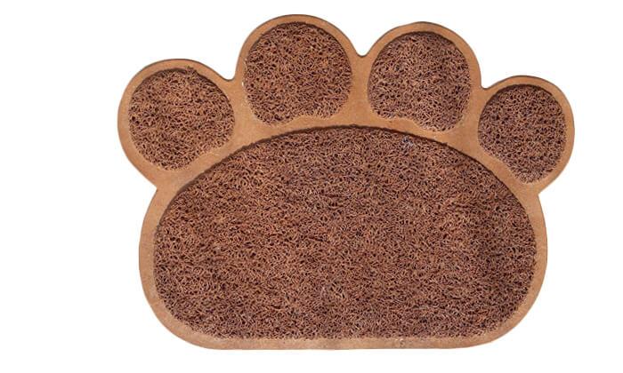 3 שטיח רגליים קטן לכלבים וחתולים