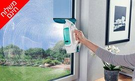 מנקה חלונות נטען LEIFHEIT