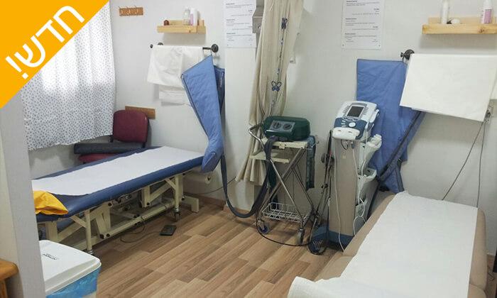 2 טיפולי פיזיותרפיה בדרך הגוף - המרכז לפיזיותרפיה מתקדמת, נצרת עילית