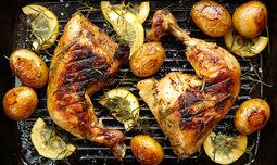 ארוחת קייטרינג ל-5 סועדים