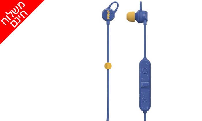 3 אוזניות בלוטוס JAM - משלוח חינם!