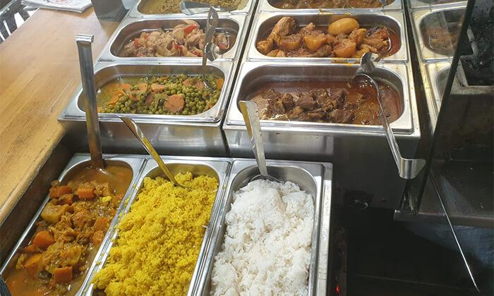 4 ארוחה בלאנצ' 25, הרצל תל אביב - גם במשלוח