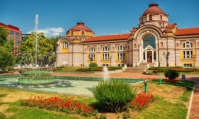 7 קסמי הבלקן -טיול של היסטוריה, תרבות ונופים בבולגריה