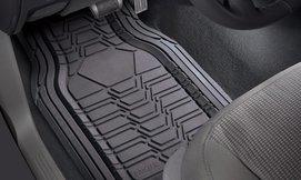 4 שטיחי גומי אוניברסליים לרכב