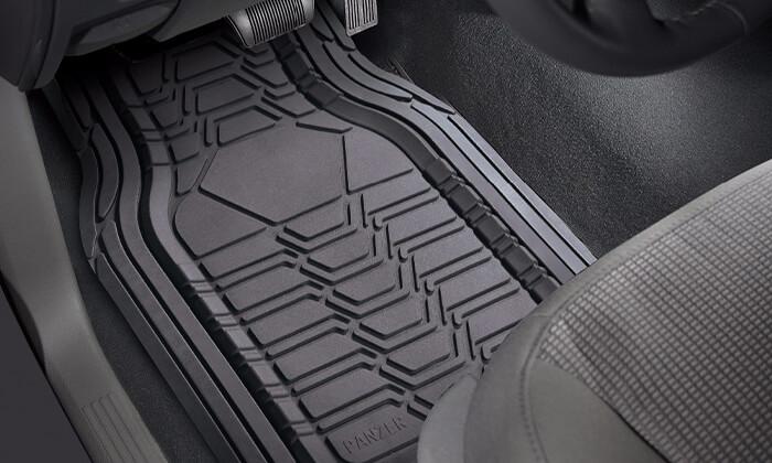 4 סט 4 שטיחונים אוניברסליים לרכב