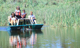 אגם ניצנים, אטרקציה לכל המשפחה