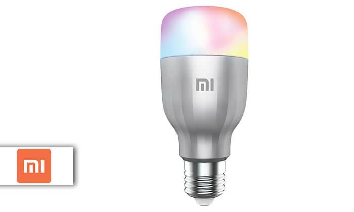 2 נורת LED חכמה צבעונית Xiaomi