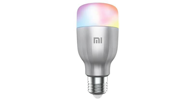 3 נורת LED חכמה צבעונית Xiaomi