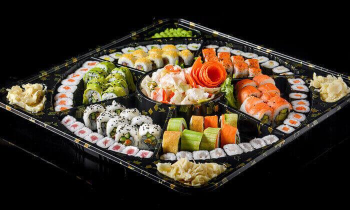 5 ארוחת סושי בסושיה - הוד השרון