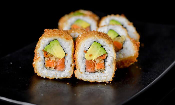 6 ארוחת סושי בסושיה - הוד השרון