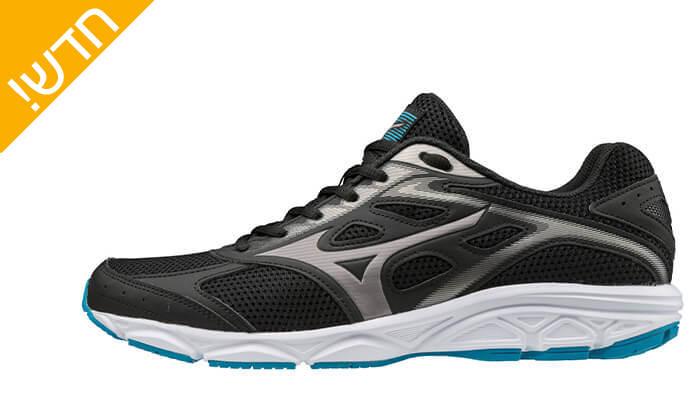 3 נעלי ריצה MIZUNO לגברים