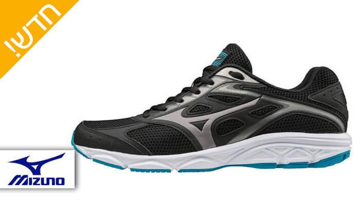 2 נעלי ריצה MIZUNO לגברים