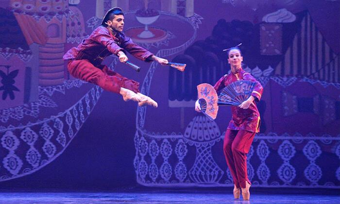2 כרטיס למופע הבלט מפצח האגוזים, היכל אמנויות הבמה הרצליה