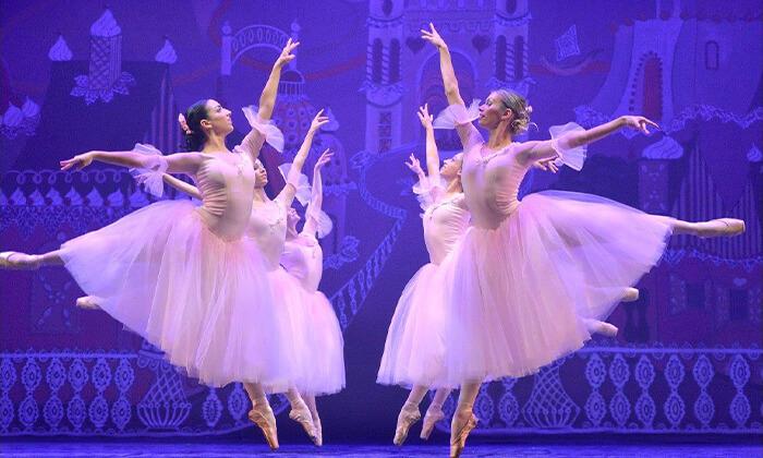 3 כרטיס למופע הבלט מפצח האגוזים, היכל אמנויות הבמה הרצליה