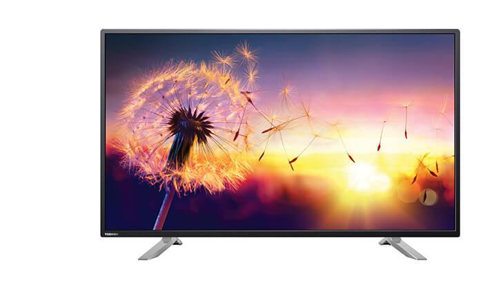 2 טלוויזיה טושיבה TOSHIBA, מסך 40 אינץ'