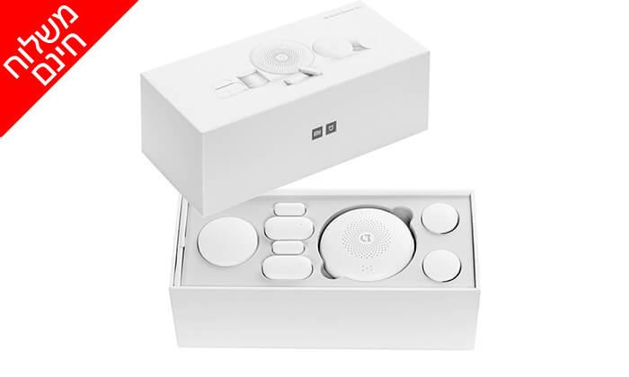 3 מערכת בית חכם Mi Smart - משלוח חינם!