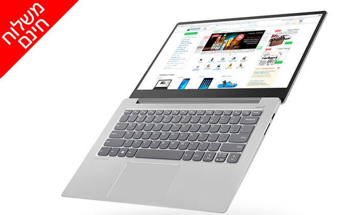 5 מחשב נייד לנובו LENOVO עם מסך 15.6 אינץ' - משלוח חינם!