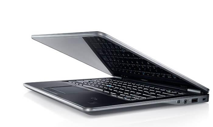 4 מחשב נייד דל DELL עם מסך מגע 14 אינץ'