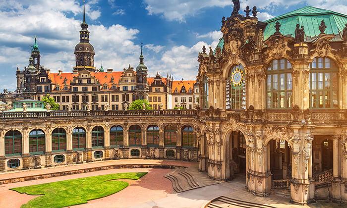 2 מגוון סיורים לבחירה בפראג והאזור - דרזדן גרמניה, קרלובי וארי, צ'סקי קרומלוב ועוד