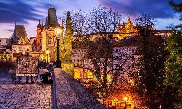 6 מגוון סיורים לבחירה בפראג והאזור - דרזדן גרמניה, קרלובי וארי, צ'סקי קרומלוב ועוד
