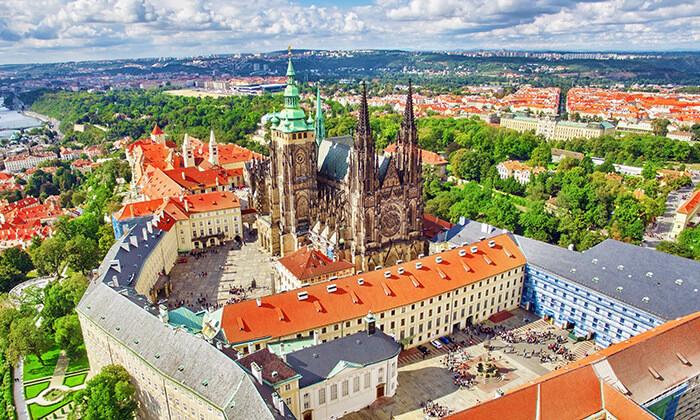 5 מגוון סיורים לבחירה בפראג והאזור - דרזדן גרמניה, קרלובי וארי, צ'סקי קרומלוב ועוד