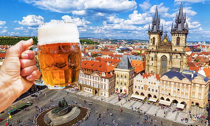 7 מגוון סיורים לבחירה בפראג והאזור - דרזדן גרמניה, קרלובי וארי, צ'סקי קרומלוב ועוד