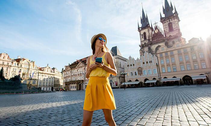8 מגוון סיורים לבחירה בפראג והאזור - דרזדן גרמניה, קרלובי וארי, צ'סקי קרומלוב ועוד