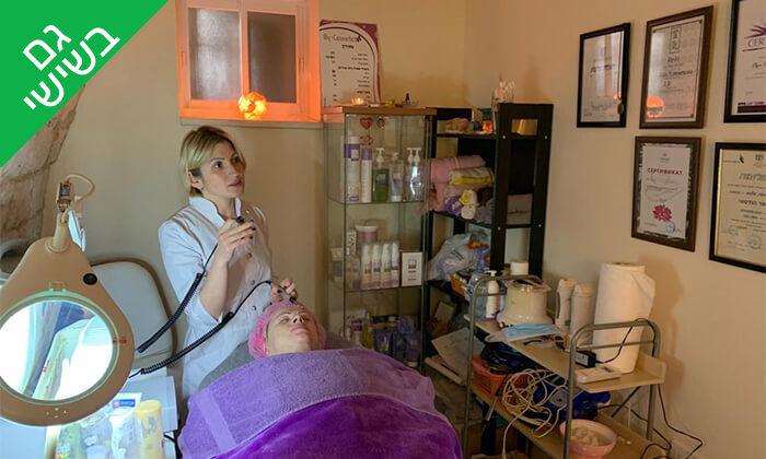 2 טיפול פנים ב-Oly cosmetics, המושבה הגרמנית חיפה