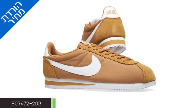 3 נעלי סניקרס נייק Nike Cortez