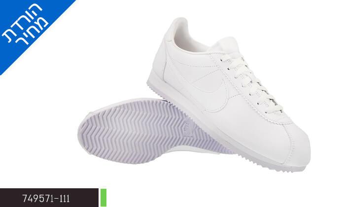 4 נעלי סניקרס נייק Nike Cortez