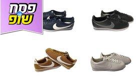 נעלי סניקרס לגברים Nike Cortez