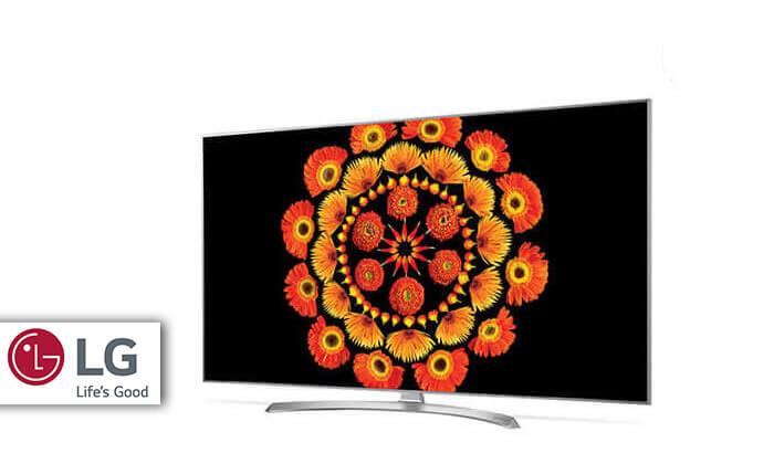 2 טלוויזיה SMART 4K LG, מסך 55 אינץ' - משלוח חינם!
