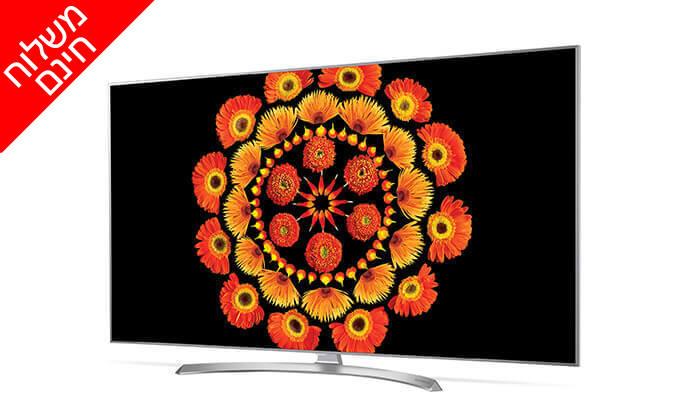 2 טלוויזיה LG חכמה 65 אינץ' 4K - משלוח חינם!