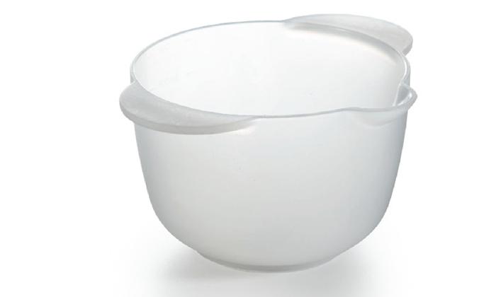5 סיר להכנת אורז וקטניות במיקרוגל