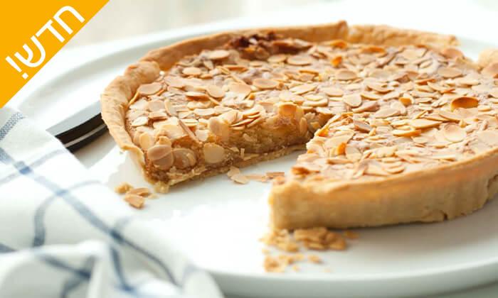9 שובר הנחה להזמנת עוגות ועוגיות מקונדיטוריית SAPIRS, באר שבע