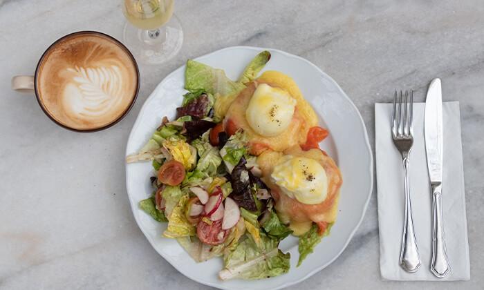 6 ארוחת בוקר במסעדת נולה, דיזנגוף תל אביב