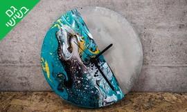 סדנת שעון מבטון GRAYISH&CO