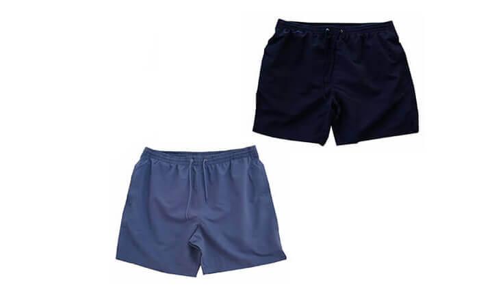 2 זוג מכנסי ספורט מנדפי זיעה T-GOLD