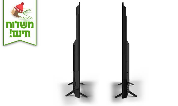 3 טלוויזיה 4K SMART Peerless מסך 50 אינץ' - משלוח חינם