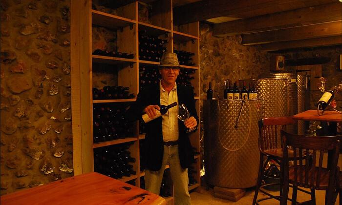2 סיור טעימות יין ביקב נחל חרמון, שאר ישוב