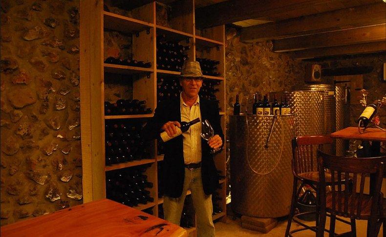 סיור טעימות יין ביקב נחל חרמון