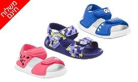 סנדלים לילדים אדידס adidas